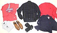 Микс современной мужской брэндовой одежды весна лето осень зима Сток Англия Оптом от 25 кг, фото 1