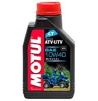 Масло моторное Motul ATV-UTV 4T 10W-40 1л