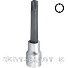 "Головка с насадкой SPLINE M10  L100mm 1/2""  TOPTUL BCJA1610"