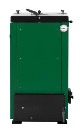 Шахтный котел длительного горения Макситерм ШАХТА 18  кВт (MaxiTerm)
