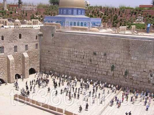 Групповые зкскурсионные туры в Израиль