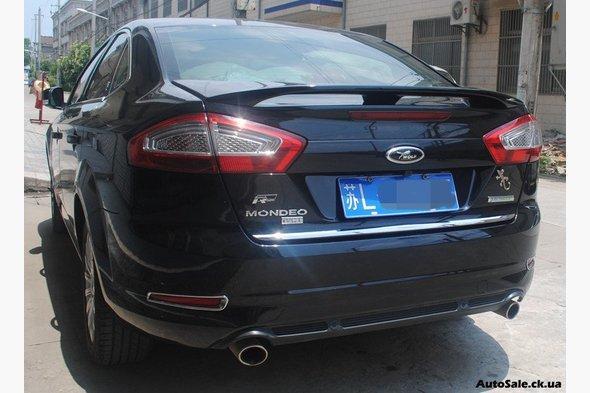 Кромка багажника (нерж.) Ford Mondeo 2008-2013 гг.