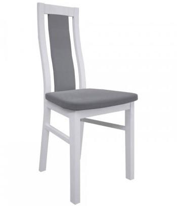 Рома стул глянец белый