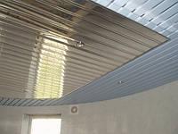 Алюминиевый реечный потолок Трускавец