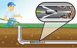 Шланг для прочищення канализационых труб 10 М для мінімийки KARCHER, фото 3