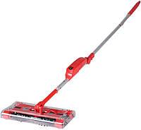 Электровеник Swivel Sweeper электрошвабра цвет красный