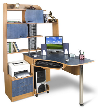 Компьютерный стол угловой Оренбург.