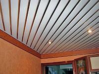 Алюминиевый реечный потолок Борисполь