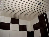 Алюминиевый реечный потолок Дрогобыч