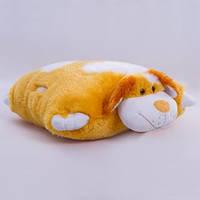 Мягкая игрушка Подушка-складушка Собака 4  00235-4 Копиця