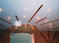 Алюминиевый реечный потолок Полтава, фото 1