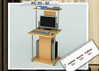 Компьютерный стол КС 20 32 Эверест