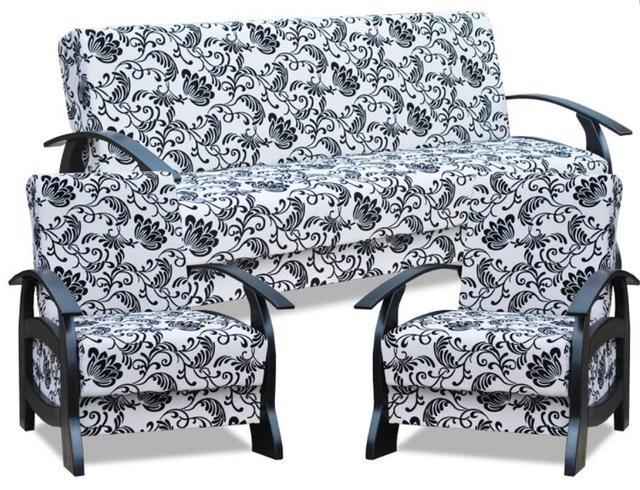 Кресло Доминик А в комплекте
