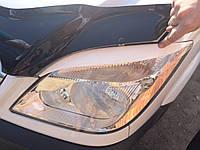 Реснички Mercedes Sprinter W906 (стекловолокно)
