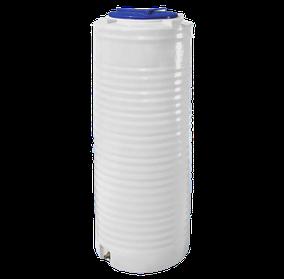 Емкость вертикальная 1000 литров узкая