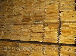 Вагонка Деревянная  1 сорт 18 мм * 130 мм * 4 метра для Стен и Потолка