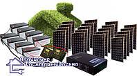 """Сонячний комплект електростанції """"Вільний"""" 5 кВт*год, фото 1"""