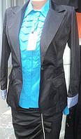 Пиджак на одну пуговицу