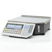 Фасовочные весы с печатью этикетки Штрих-ПРИНТ ФI 4.5