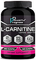 Жиросжигатель Powerful Progress L-Carnitine 60caps