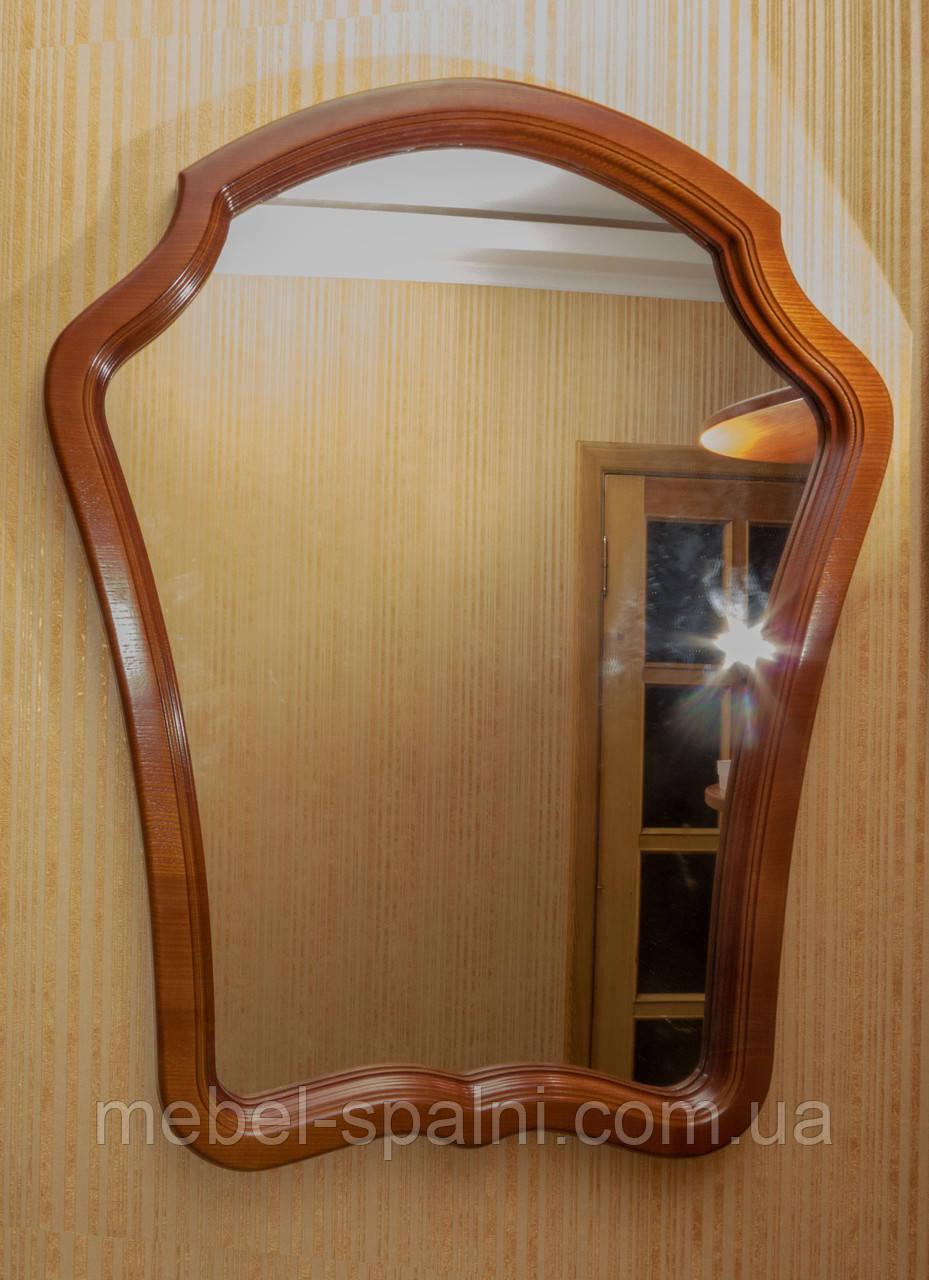 Зеркало для прихожей. Мебель для прихожей из дерева.