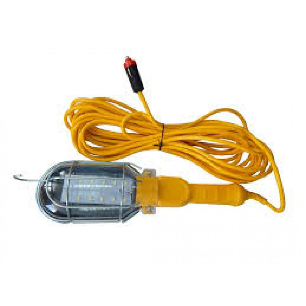 Лампа переносная светодиодная 12В (шнур 10м)