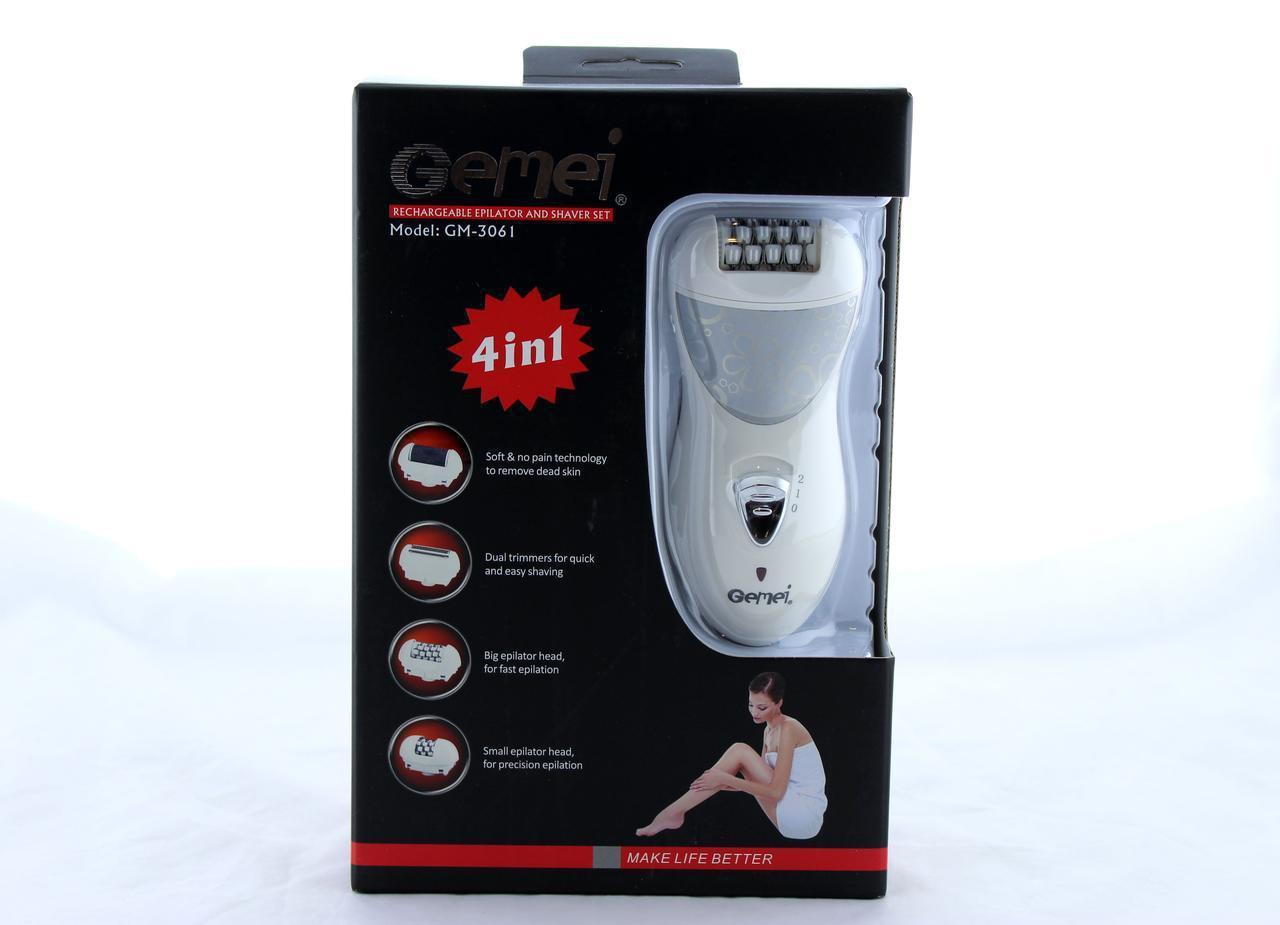 Эпилятор GM 3061