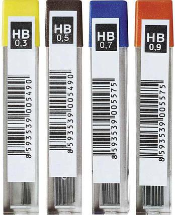 Стрижень до хутро.олівця 4152.НВ 0,5 мм, фото 2