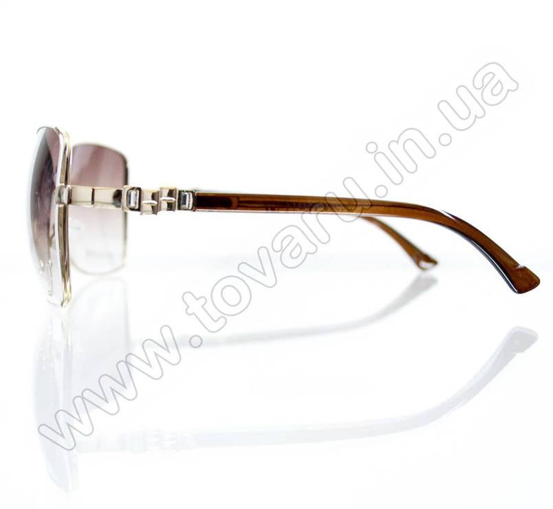 Очки женские солнцезащитные - Белые - S3305, фото 2
