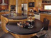Барная стойка – часть интерьера современной кухни