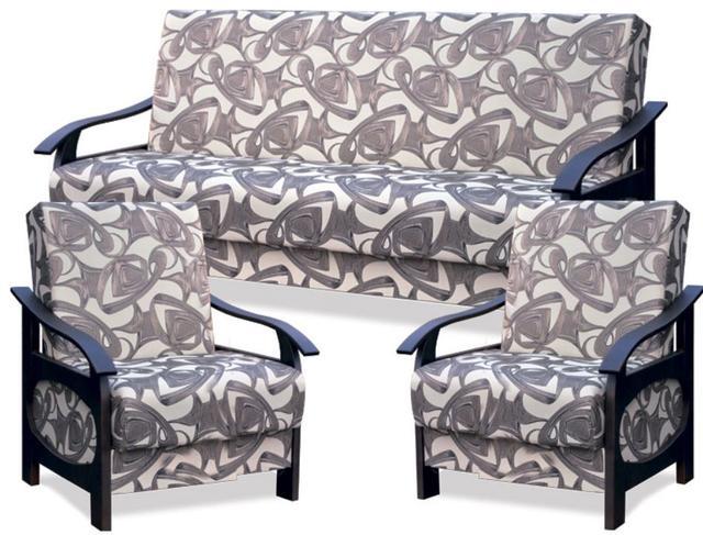 Кресло Доминик B в комплекте