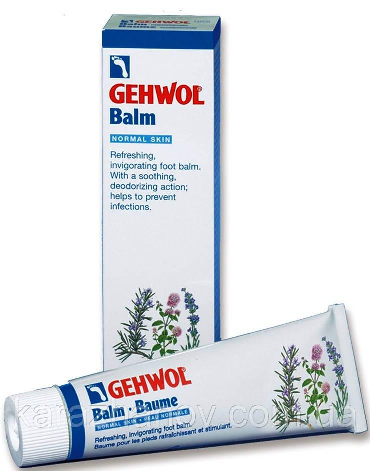 Тонизирующий бальзам Жожоба для нормальной кожи 75 мл Gehwol