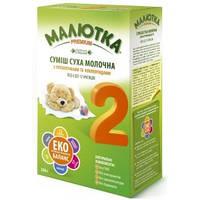Детская смесь Малютка Premium 2, 350 г.