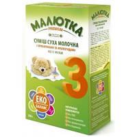 Детская смесь Малютка Premium 3, 350 г.