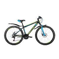 """Велосипед Avanti Sprinter 26"""" зелено-синий"""