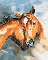 Художественный творческий набор, картина по номерам Искренность, 40x50 см, «Art Story» (AS0395), фото 1