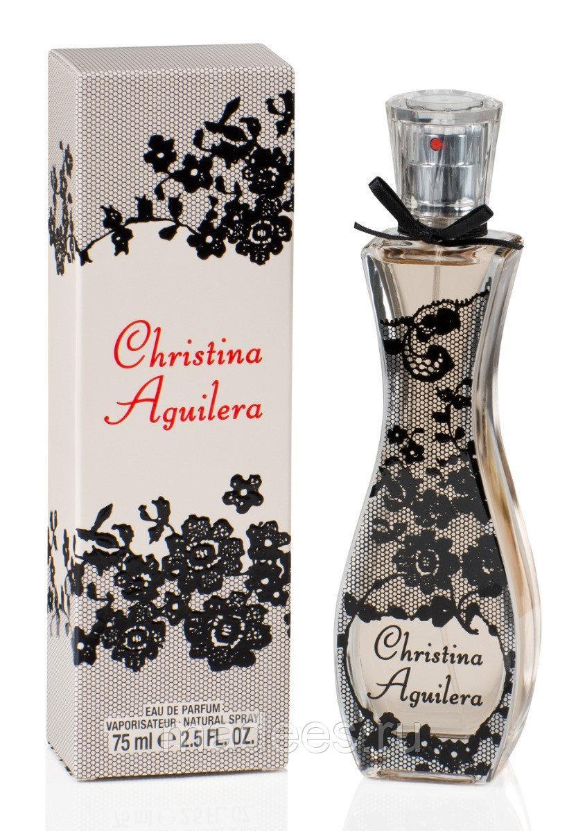 Женская парфюмированная вода Christina Aguilera EDP 75 ml реплика