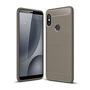 Чехол TPU на Xiaomi Mi Max 3 Серый