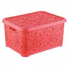 Корзина, коробка с крышкой