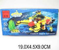 """Детский Конструктор """"Подводная серия"""" Brick 1214"""