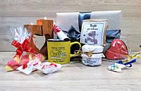 """Подарочный набор для кофеманов """"Coffee"""" с телеграммой"""