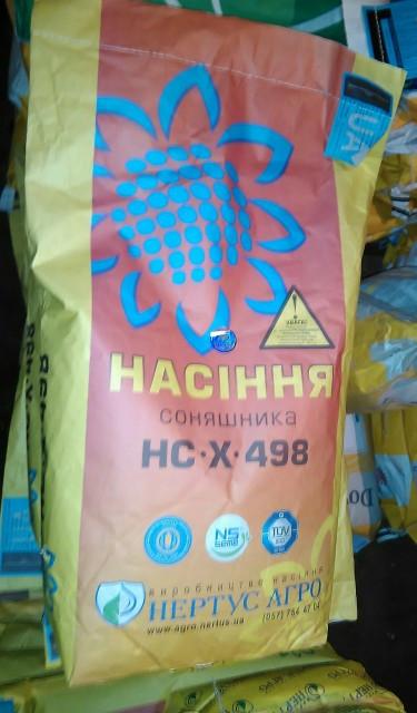 Купить Семена подсолнечника НС-Х-498