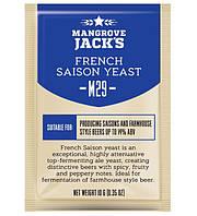 Дрожжи Mangrove Jack's French Saison Yeast M29