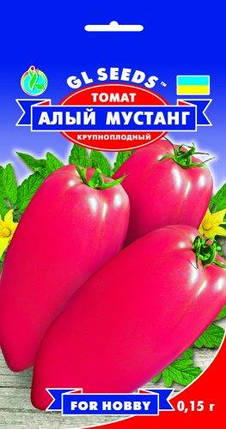 Томат Алый Мустанг, пакет 0,15г - Семена томатов, фото 2