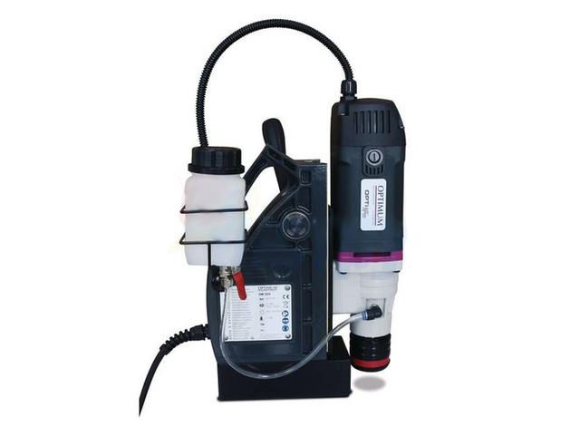 Сверлильный станок на магнитной станине Optimum OPTIdrill DM 50V