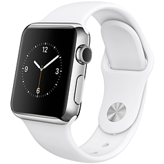 Смарт-часы Aspolo IWO 5 1:1 42mm White