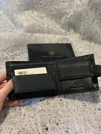 Мужской кожаный кошелек 1081, фото 2
