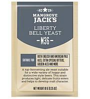 Дрожжи Mangrove Jack's Liberty Bell Ale Yeast M36