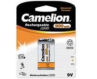 Аккумулятор Camelion 6F22 крона 9V 200 mAh Ni-Mh 1 bl