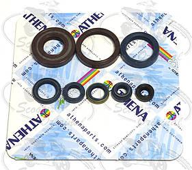 Комплект сальников двигателя ATHENA для Husqvarna CR, SM, WR, WRE 125 cc (P400220400128)